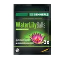 Удобрение в форме шариков для нимфей и других прудовых растений Dennerle Water Lily Fertilizer Balls 3 шт