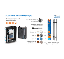 Aquatlantis AQUATABLE 100 (310 л)