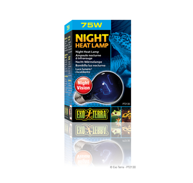 Pt2130 night heat lamp packaging