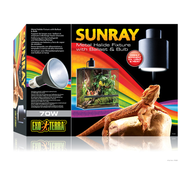 Pt2325 sunray fixture packaging