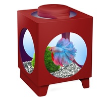 Tetra Betta Projector  бордовый 1,8 л