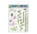 Стикер Tetra DecoArt StickerSet Bamboo