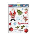 Стикер Tetra DecoArt StickerSet Christmas