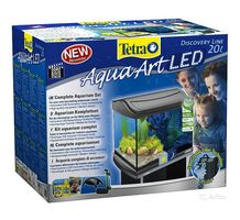 Tetra AquaArt LED Goldfish (20 л)